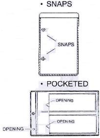 custom sheet protector