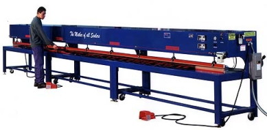 Heavy Duty Thermal Impulse Sealers