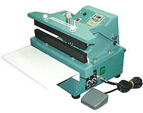 AUTOMATIC TABLE TOP CONSTANT HEAT SEALERS